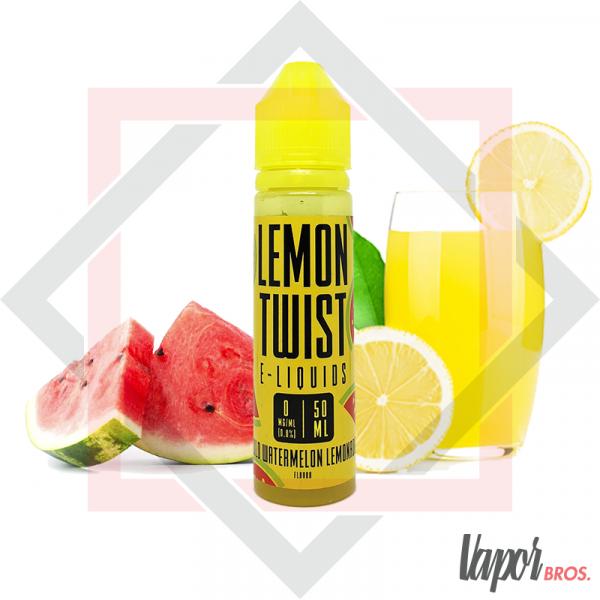 WILD WATERMELON LEMONADE 50 ML lemon twist