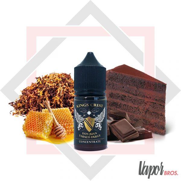 aroma don juan tabaco dulce 30 ml