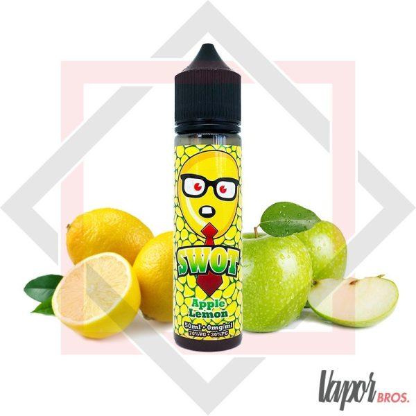 apple lemon swot