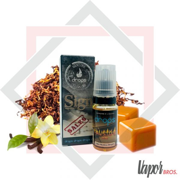 FAUSTO'S DEAL SALES 10 ML 20 MG- DROPS