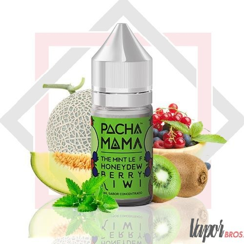 pachamama the mint leaf honweydew berry kiwy