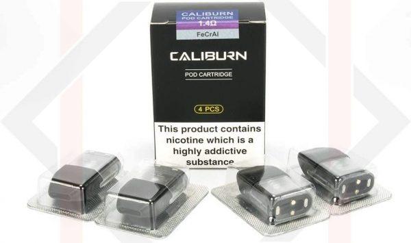 cartucho uwell caliburn cartucho oferta 4
