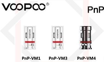 pnp voopoo VM1 VM3 VM4