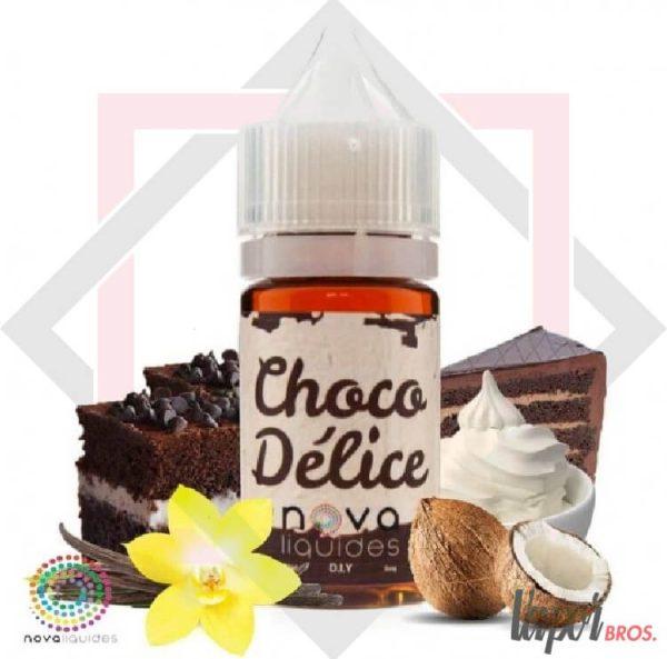 choco délice nova liquides aroma 30ml
