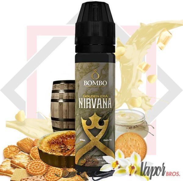 bombo nirvana golden era nirvana 50 ml