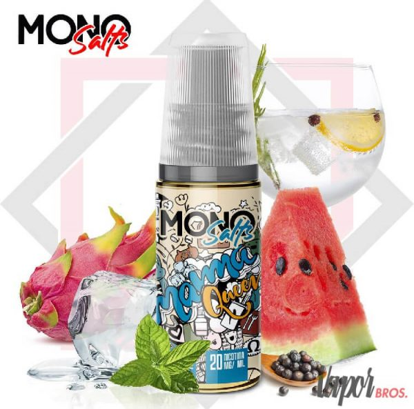 mamma queen mono salt 10 ml monovapeador