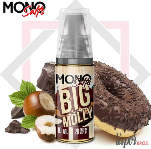 big molly mono salts mono vapeador
