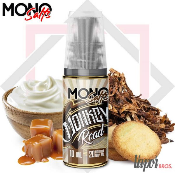 monkey road sales 10 ml 20 mg mono vapeador mono salts