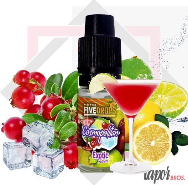 cosmopolitan aroma five drops 10ml