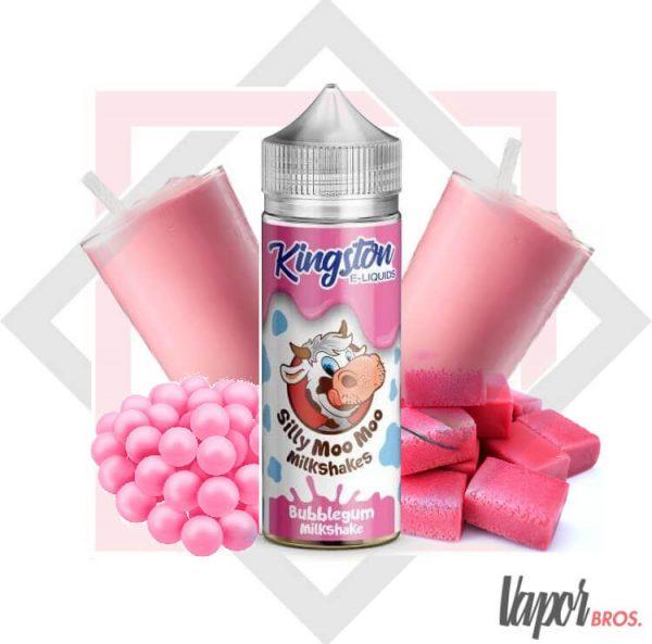 bubblegum milkshake kingston e liquids 100 ml