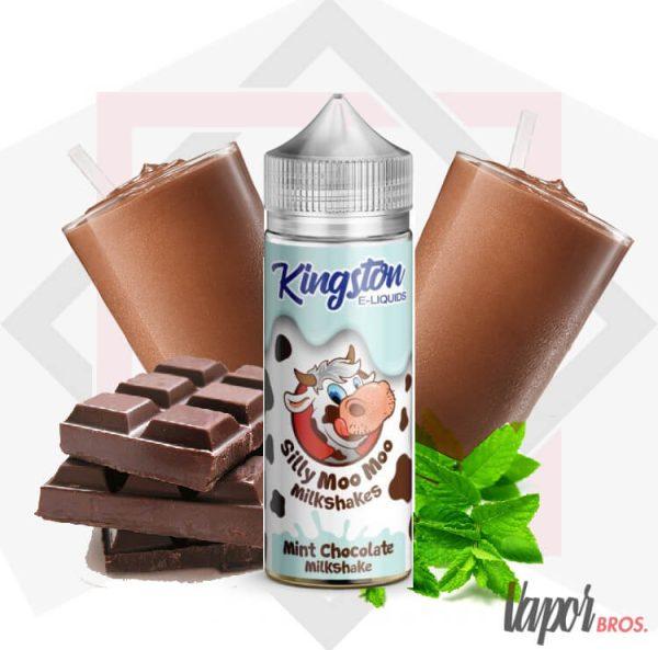 mint chocolate milkshake kingston e liquids 100 ml