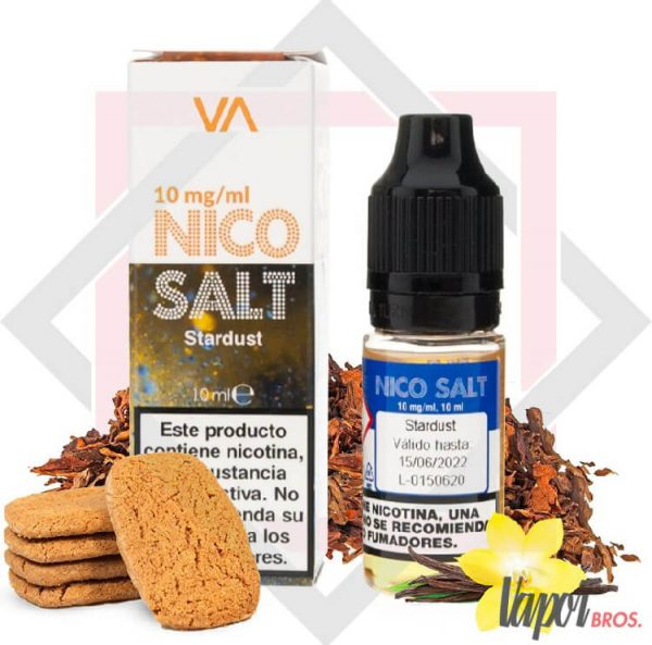 stardust nico salt innovation flavours