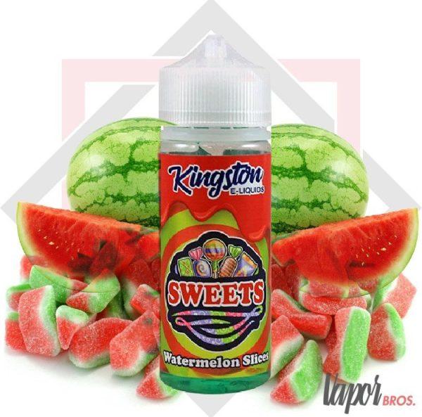 watermelon slices kingston eliquids 100 ml