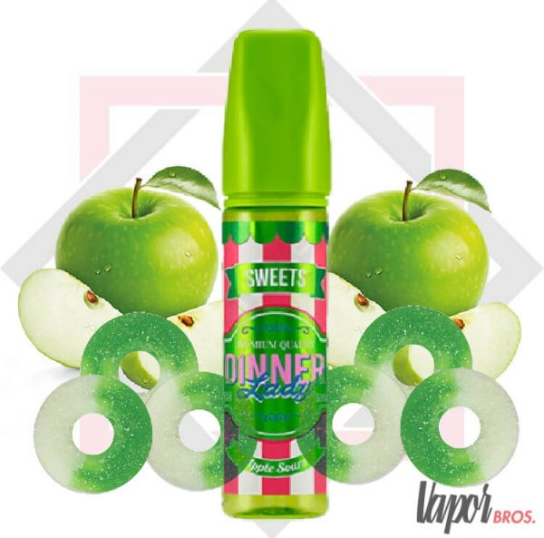 apple sour dinner lady sweet 50 ml