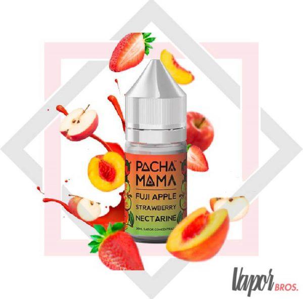 fuji apple strawberry nectarine aroma pachamama 30 ml