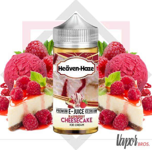 raspberry cheesecake heaven haze 100 ml