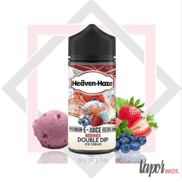 berries double dip heaven haze 100 ml