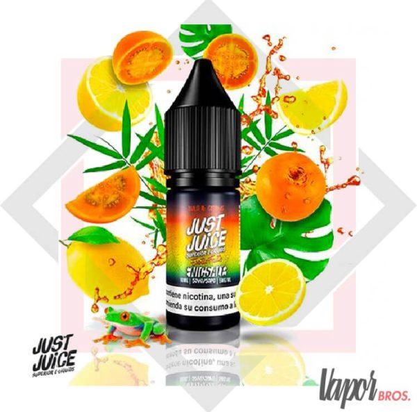 just juice lulo citrus 10 ml 11 mg