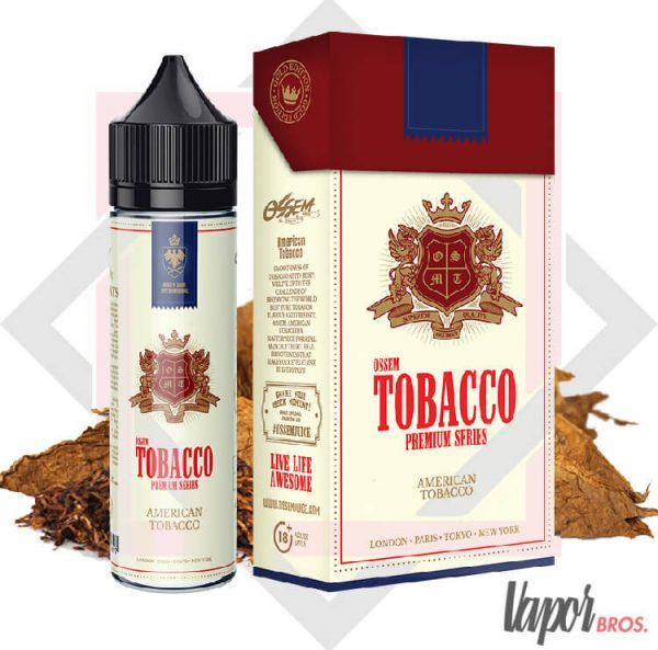 american tobacco ossem juice 50 ml